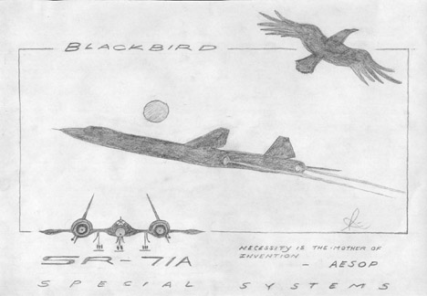Special Systems : Blackbird